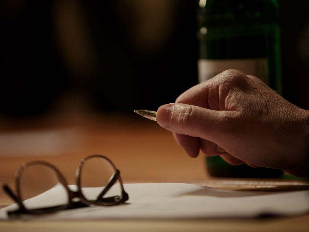 Schreiben allein reicht nicht mehr Blattkritik