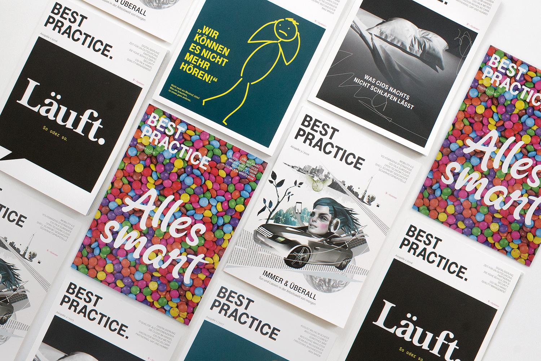 Hopp und Frenz – Content Marketing Agentur