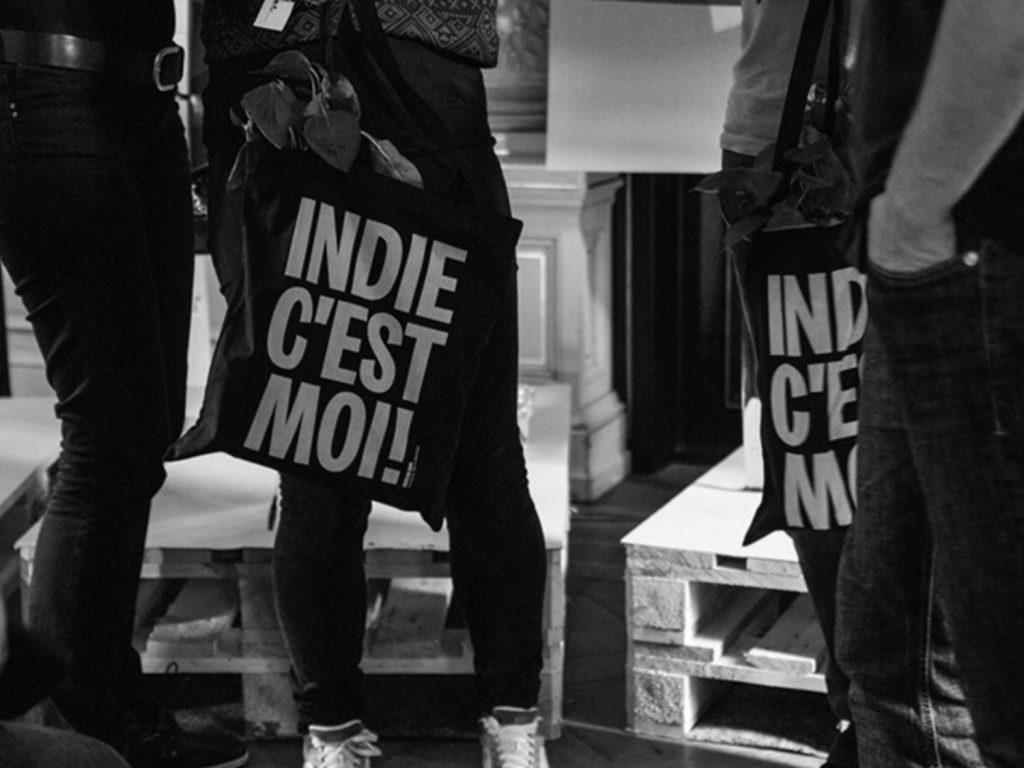 Zurück auf der Indiecon