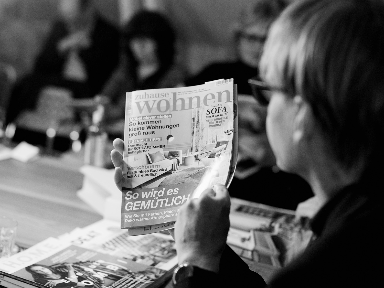 Wohnmagazine