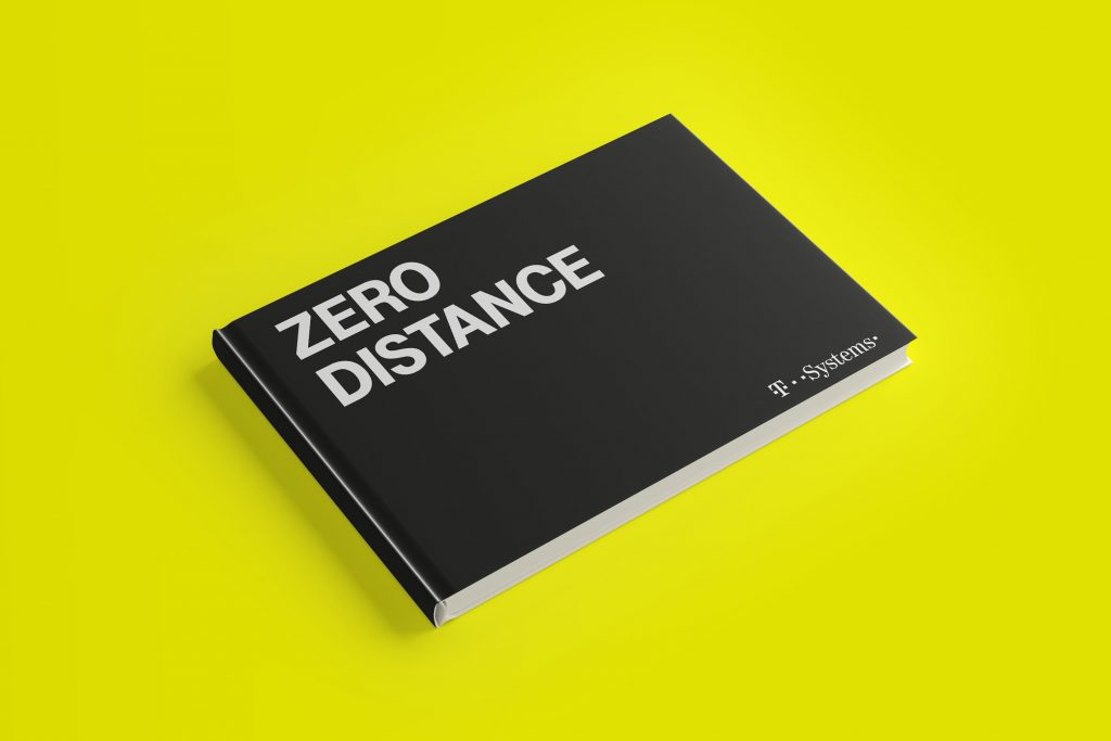 Zero Distance T-Systems